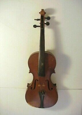 Antique GERMAN Early 20th Century VIOLIN #5