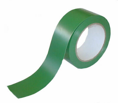 Green HAZZMARK Social Distance Marking Tape to create waiting/queue areas