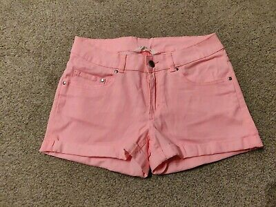 H&M Girls Age 14+ Years Pink Shorts