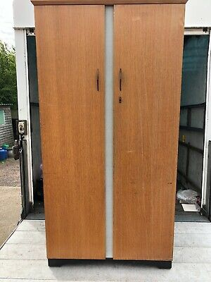 Vintage retro wardrobe in good condition