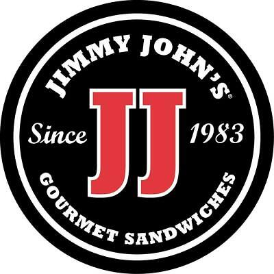 jimmy johns Gift Cards + pin - $25,READ LISTING *DIGITAL ITEM**NO PHYSICAL COPY*
