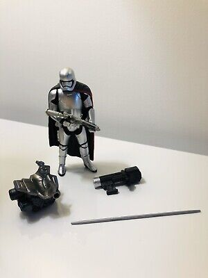 Star Wars TLJ The Last Jedi Captain Phasma Deluxe Force Link 3,75'' 1 Piece