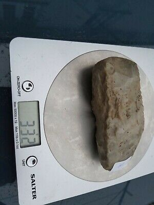 Neolithic stone age axe excellent example.