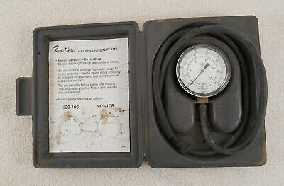 Robertshaw Model 900-108 Gas Pressure Kit