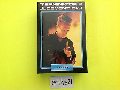 "NECA Terminator T2 Judgment Day Ultimate T-1000 Brand New 7"" inch action figure"