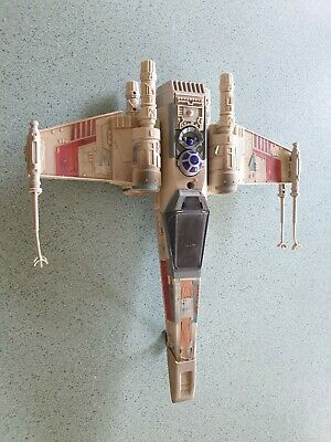 Star wars X wing fighter 1995 Tonka working electrics very good condition