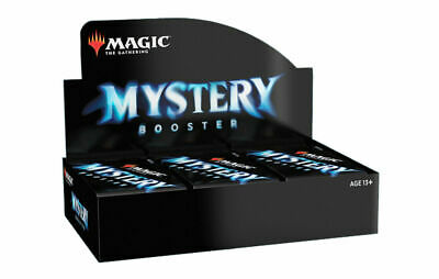 MYSTERY Booster Box MTG MAGIC - SEALED English