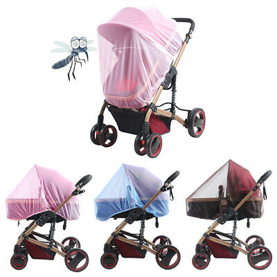 Hoomall Baby Mosquito Net Full Cover Baby Infant Kids Stroller InsectSRBDJO