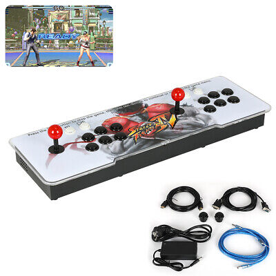 HDMI VGA USB Arcade Game Console Double Stick Pandora Box 3D & 2D 2700 in 1