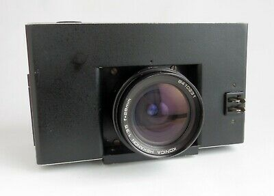 Vintage Konica 35mm Security? Medical? Camera - Hexanon 28mm f3.5 Lens... EXC+