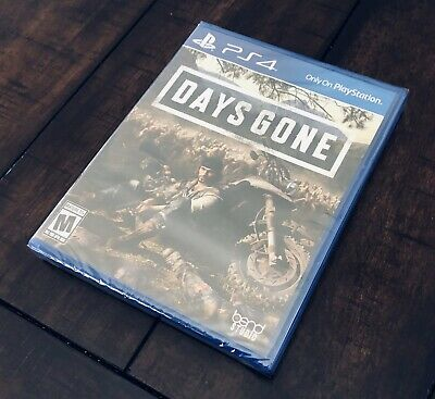 Days Gone Game + Collector's Edition DLC Pack, PS4 Playstation 4, Sony Bend