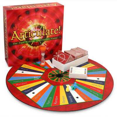 NEW Games Articulate!