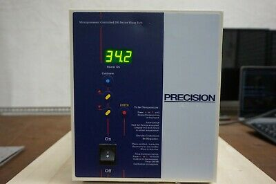 Precision Water Bath Digital Thermo Display 51221048