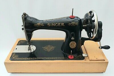 Heavy Duty Semi Industrial Singer Sewing Hand Machine (Easy to use)