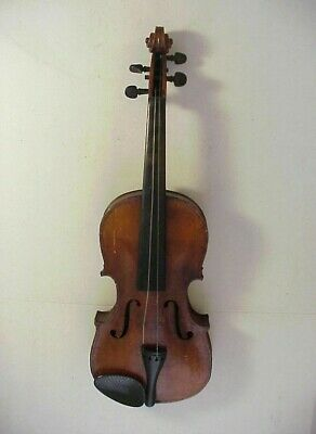 Antique 19th Century Finely Made GERMAN VIOLIN #8