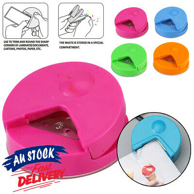 Corner Rounder AU Craft Paper Punch Cutter Tool Scrapbooking Card Photo