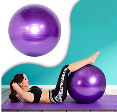 Sports Yoga Balls Pilates Gym Ball Exercise Fitness Accessories For Women