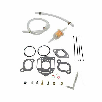 Carburetor Repair Kit Replace John Deere ONAN P216 P218 P220 Nikki Carburetor