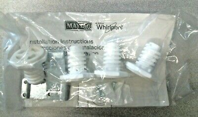 Whirlpool/Maytag, Stack Kit for Long Vent Dryer, OEM: #W10761316, NEW