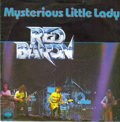 Red Baron  / Mysterious Little Lady / Vinyl / Hardrock / Heavy / AOR / CBS