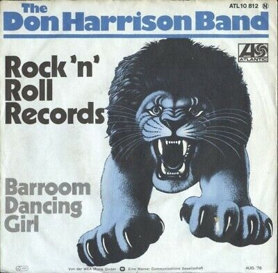 The Don Harrison Band / Rock'n' Roll Records / Vinyl / Hardrock / Heavy / AOR