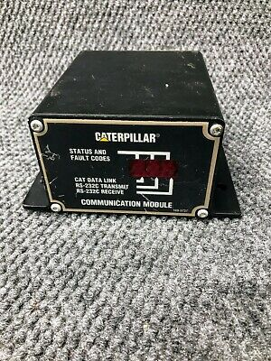 Caterpillar 109-5737 CAT Data Link RS232C Communication Module