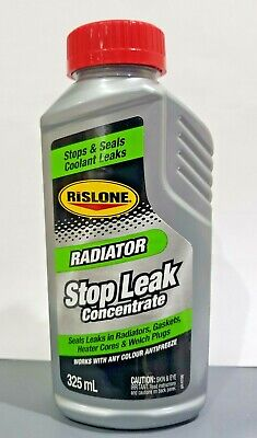 Rislone Radiator Stop Leak  Concentrate All Vehicles