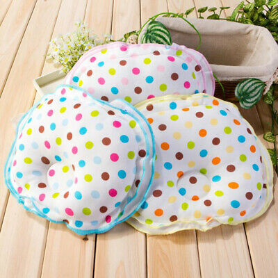 Toddler Kids Pillow Infant Neck Support Room Soft Bedding Anti Flat Head Cushion