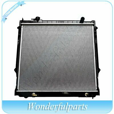 New Aluminum Radiator for 1995-2004 Toyota Tacoma 2.7 L4 3.4 V6 Fits RAD1755