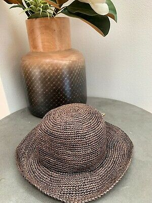 Country Road Sun Hat - Preloved