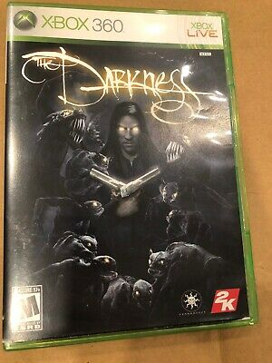 Darkness 1 (Microsoft Xbox 360) Complete Fast Free Ship