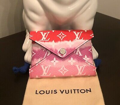 NEW Authentic Louis Vuitton escale Limited Edition Kirigami pouch Small