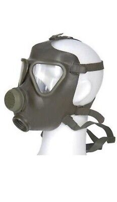 Drager M65 Gas Mask...NO FILTER
