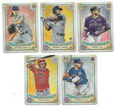 2020 Topps Gypsy Queen Tarot Of The Diamond - U PICK FROM LIST COMPLETE YOUR SET