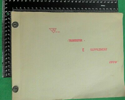 1970 J.R. Publications  Imported transistor radios specifications & circuits.