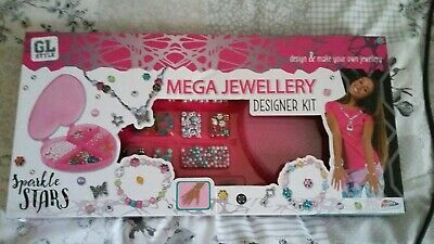 Grafix Mega Jewellery Designer Kit 'Create your own look' Age 5+