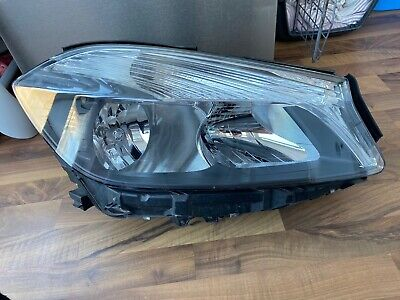 MERCEDES A CLASS HEADLIGHT 2012 TO 2015 GENUINE Mercedes Benz Drivers Side