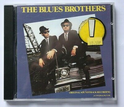 The Blues Brothers (Original Soundtrack Recording) 11 track  CD