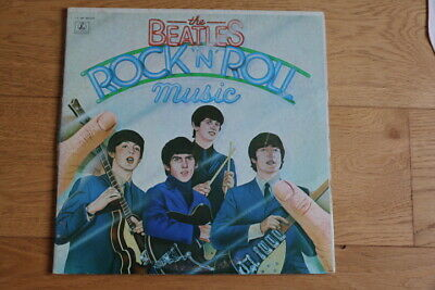 The Beatles  Rock'n'Roll music  Pathe Marconi Emi 2C 154-06137/8 France 1978