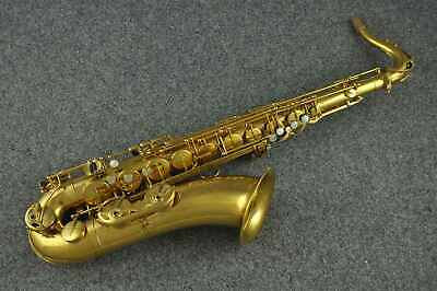 SELMER MARK VI - tenor saxophone - after overhauled