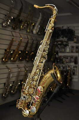 SELMER MARK VII - tenor saxophone - after overhauled
