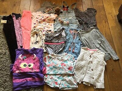 Large Bundle Of Girls Clothing Age 8-9 Years - Some New! M&S,Next, Jasper Conran