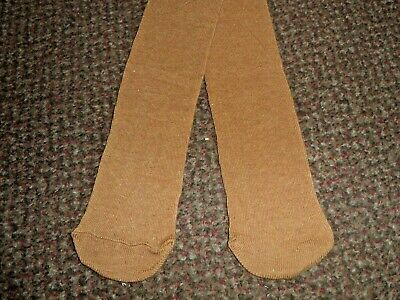 new F+F Girls gold fleck Tights 3 - 4 YEARS - BNWOT