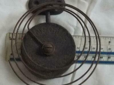 Ansonia Clock Chime Gong Antique Mantle Clock Spare Part