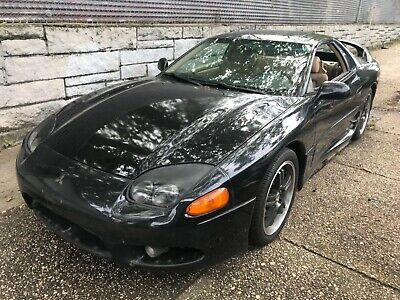1997 Mitsubishi 3000GT GT 1997 Mitsubishi 300GT auto ac leather looks and runs great rare sport coupe