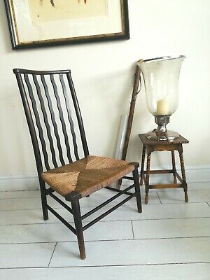 Morris and Co Liberty London Lathback Chair Arts And Crafts Movement Project