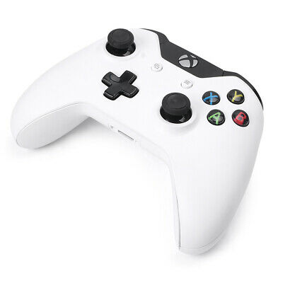 White Wireless Wire Less Game Pad Microsoft XBOX One Game Controller Joypad