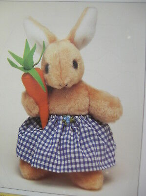 Sue Quinn's Belinda Bunny / Rabbit - Toy Sewing Pattern