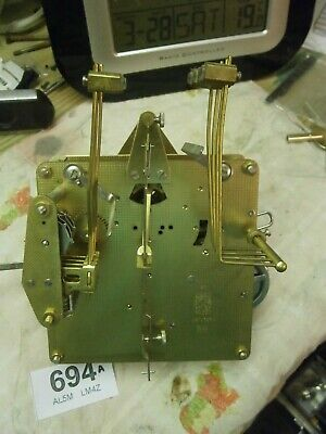 CLOCK MOVEMENT 451-053H Pendulum 94cm Hermle Westminster Chime Grandfather 649A