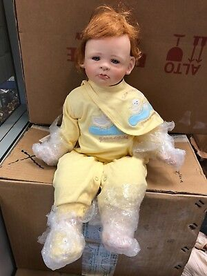 Kaye Wiggs ⭐️⭐️ Porcelain Doll 65 Cm. ⭐️⭐️ Top Condition
